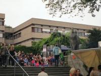 Buntes Treiben beim KHG-Sommerfest 2015