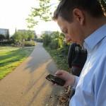 Erlösende E-Mail von der Stadt Bamberg: alle Leitungen tot