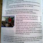 Auszug Abschlussbericht Lichteneiche-Schule Memmelsdorf zum Bamberger Schulbienenbesuch