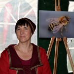 Apollonia Mellifera, alias Bamberger Schulbiene, alias Ilona Munique