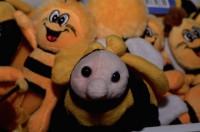 Bienenplüschtiere