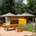 Imkerpavillon, Vorläufermodell der Bienen-InfoWabe