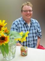 Bienenpate Dietmar Schalkhäuser