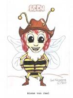Bienenzeichnung von Jael