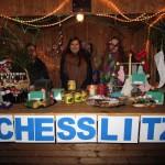 Weihnachtsstand der Mittelschule Schesslitz