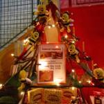 Bamberger Lagenhonig am Don Bosco Weihnachtsmarkt