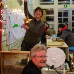 Dreamteam am Don Bosco Weihnachtsmarkt