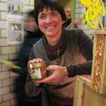 Honigverkauf macht Spaß