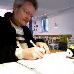Bauantrag zur Bienen-InfoWabe vorbereiten