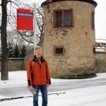 Reinhold Burger in Veitshöchheim zum Imkerforum 2016