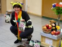 Krokussetzaktion mit Grundschülern der Wunderburgschule