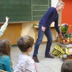 Unterrichtsgeschehen in der Wunderburgschule