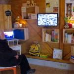 Filmvorführung, zum Saisonstart 2016 der Bienen-InfoWabe (BIWa)