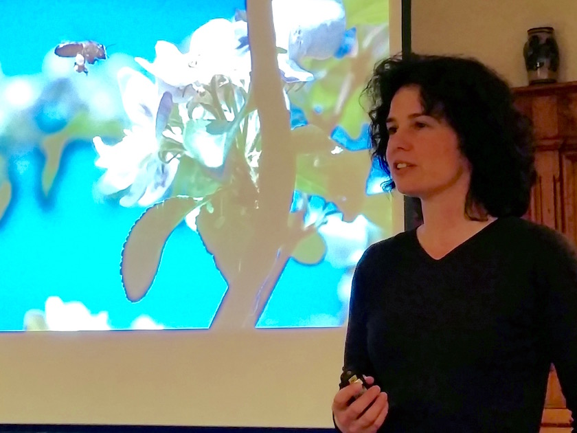 Vortragende Alexandra Klemisch