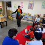 Stadtbücherei Baunach, schöner Ort für einenKlassenunterricht