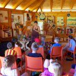 Schulbienenunterricht für die Gundelsheimer Schulklasse 3b