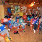 Rätsel zur Filmsequenz – Luitpoldschule Bamberg, Ethikgruppe zu Gast in der Bienen-InfoWabe