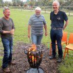 Drei Grillmeister –das kann nur lecker werden!