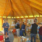 Besucher der BIWa-Sonntagsöffnung