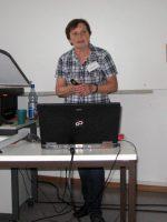 Vortragende Bienenfachberaterin Barbara Bartsch