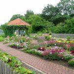 Pavillon im Ökologischen Gemüsebauversuchsbetrieb