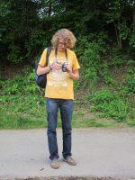 Journalisten sind immer auch Fotografen –Julian Megerle kann beides