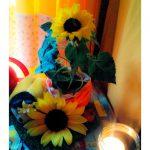 Blumen-Deko Saison-Abschlussfeier BIWa