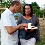 Netzwerken mit Stefan Ziegmann und Gisela Schlenker