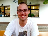 Bienenpate Daniel Schiller