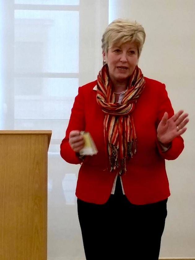 Grußworte MdL Angelika Schorer, Landwirtschaftsausschussmitglied