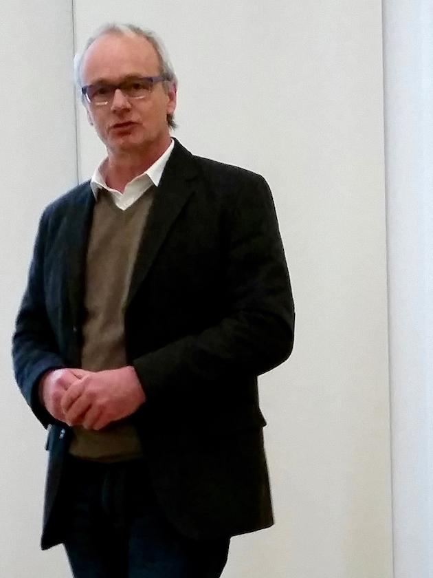 Impuslvortrag Dr. Stefan Berg, Leiter des Fachinstituts Bienen der LWG Veitshöchheim