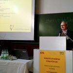 Vortragender Dr. Stefan Berg, Imkerforum Veitshöchheim