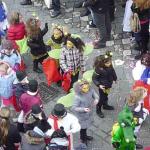Faschingszug Bamberg 2013 mit Bienenparade