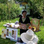 Bienenvortrag BLIB im Kreislehrgarten Oberhaid