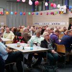 "Festgäste ""40 Jahre Bürgerverein Süd-West e. V. in Bamberg, Klemens-Fink-Zentrum"