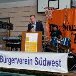 Festansprache 1. Vorsitzender Christian Hader