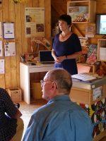 Vortrag Vortrag Ilona zur Bienendemokratie