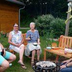 Ralf, Jeannette und Gabi