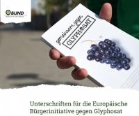 EBI – Europäische Bürgerinitiative gegen Glyphosat