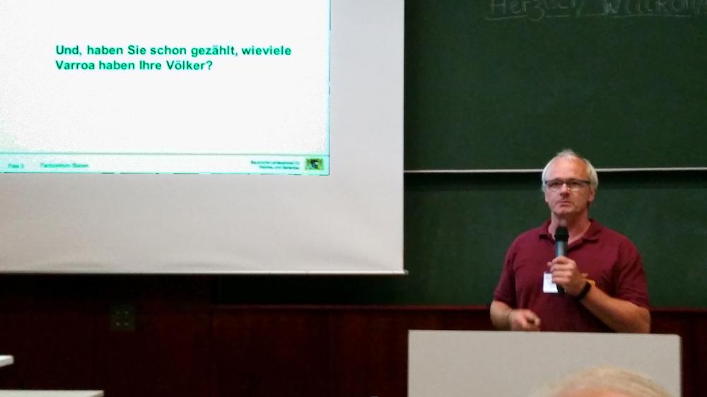 Vortragender Dr. Stefan Berg