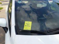 """Imker im Einsatz –mit Carsharing """"meiaudo"""""""