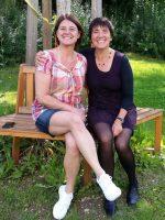 Ehrenbienenpate Jutta Fraaß
