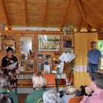 Laudatio für die Anerkennung vom Förderverein zur Nachhaltigkeit der Landesgartenschau Bamberg 2012 e. V.