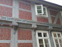 Historisches Wohnhaus in Verden (Aller)