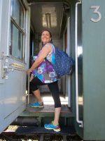 Ausflug mit Museumsbahn in die Fränkische Schweiz mit Jeannette