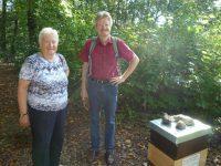 Besuch der Erba-Bienen von Elisabeth Burger