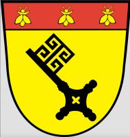 Napoleonisches Wappen von Bremen