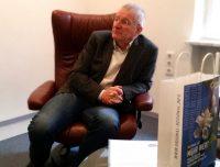 Dr. Peter Kaimer, Bienenpateninterview