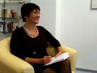 Interviewerin Ilona