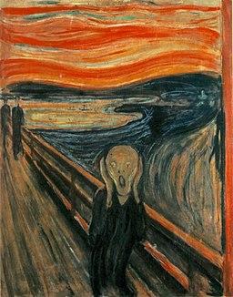 Der Schrei –Edvard Munch